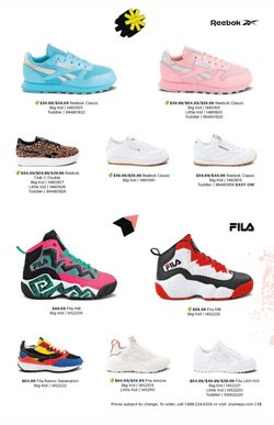 Reebok deals in the SHI by Journeys catalog ( 2 days left)