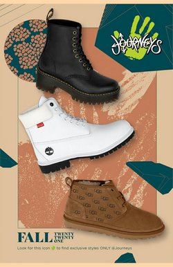 SHI by Journeys deals in the SHI by Journeys catalog ( 14 days left)