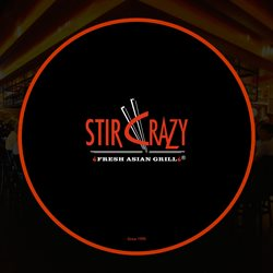 Stir Crazy catalogue ( More than a month )