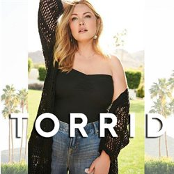 Torrid deals in the Minneapolis MN weekly ad