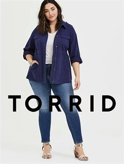 Torrid catalogue in San Francisco CA ( 26 days left )