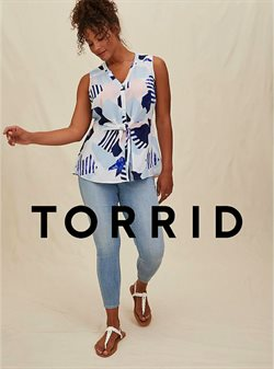 Torrid catalog ( More than a month)