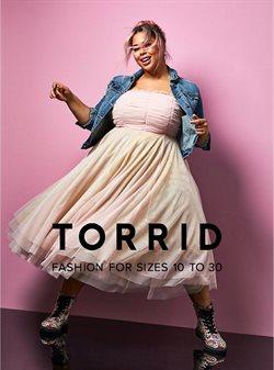 Torrid catalogue ( More than a month )