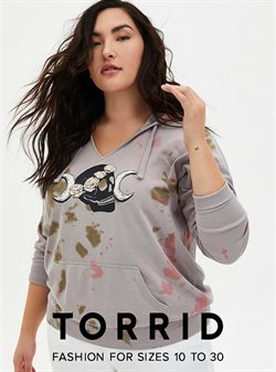 Torrid catalogue ( Expires today )