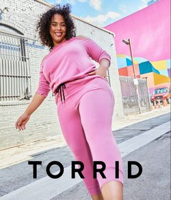 Torrid deals in the Torrid catalog ( More than a month)