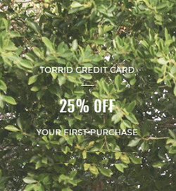 Torrid deals in the San Antonio TX weekly ad