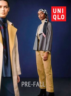 Uniqlo deals in the Fontana CA weekly ad
