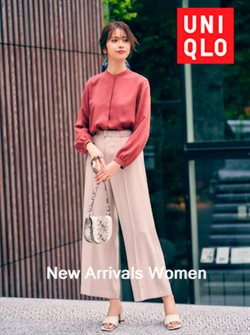Uniqlo catalogue in New York ( 6 days left )