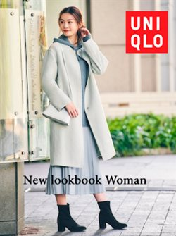 Uniqlo catalog ( More than a month)