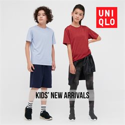 Clothing & Apparel deals in the Uniqlo catalog ( Expires today)