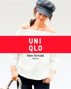 Uniqlo deals in the New York weekly ad