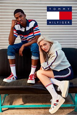 Luxury brands deals in the Tommy Hilfiger weekly ad in Whittier CA
