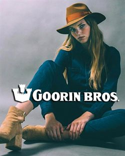 Goorin Bros deals in the New York weekly ad