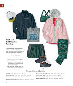 Bra deals in the Patagonia weekly ad in New York