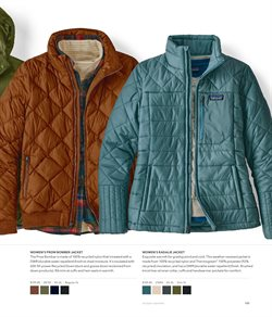 Men's jacket deals in the Patagonia weekly ad in New York