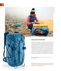 Belt deals in the Patagonia weekly ad in New York
