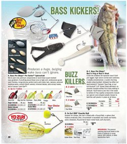 Baseball deals in the Bass Pro weekly ad in Pontiac MI