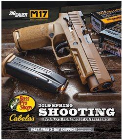 Sports deals in the Bass Pro weekly ad in Brockton MA
