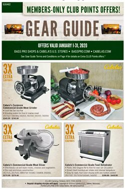 Bass Pro deals in the Oklahoma City OK weekly ad