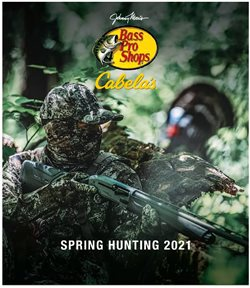 Sports offers in the Bass Pro catalogue in Mobile AL ( 15 days left )