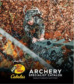Bass Pro deals in the Bass Pro catalog ( More than a month)
