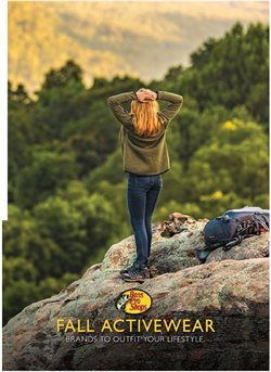 Sports deals in the Bass Pro weekly ad in Mechanicsburg PA