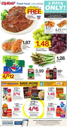 City Market deals in the Alamosa CO weekly ad