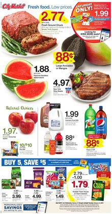 City Market deals in the Grand Junction CO weekly ad