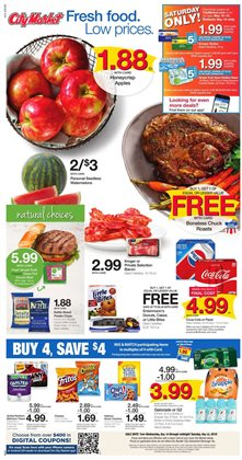 City Market deals in the Canon City CO weekly ad