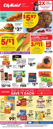 City Market catalogue ( Expires today )
