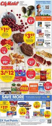 City Market deals in the City Market catalog ( Expires today)