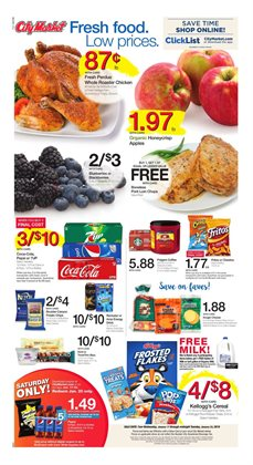 City Market deals in the Philadelphia PA weekly ad