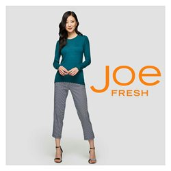 Joe Fresh deals in the New York weekly ad