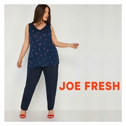 Joe Fresh deals in the Garden City NY weekly ad