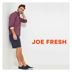 Joe Fresh catalogue ( 20 days left )