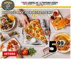 Restaurants offers in the Big Mama's & Papa's catalogue in Alhambra CA ( 6 days left )