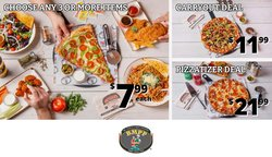 Restaurants deals in the Big Mama's & Papa's catalog ( 9 days left)
