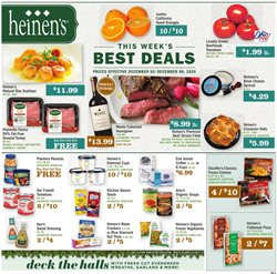 Grocery & Drug offers in the Heinen's catalogue in Lorain OH ( Published today )