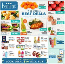 Grocery & Drug offers in the Heinen's catalogue in Mentor OH ( Expires today )
