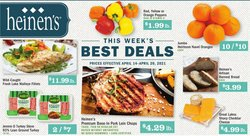 Grocery & Drug offers in the Heinen's catalogue in Lorain OH ( 2 days ago )