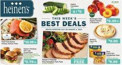 Heinen's deals in the Heinen's catalog ( 1 day ago)