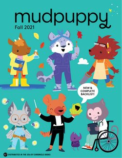 Kids, Toys & Babies deals in the Mudpuppy catalog ( More than a month)