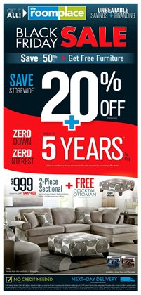 The Room Place deals in the Chicago IL weekly ad