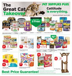 Pet Supplies Plus deals in the Grand Rapids MI weekly ad