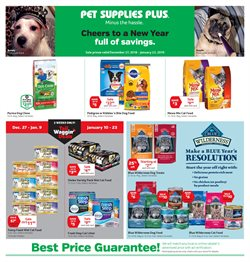 Grocery & Drug deals in the Pet Supplies Plus weekly ad in Dearborn Heights MI