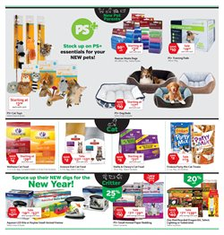 Stock deals in the Pet Supplies Plus weekly ad in New York