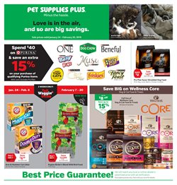 Chicken deals in the Pet Supplies Plus weekly ad in Concord NC