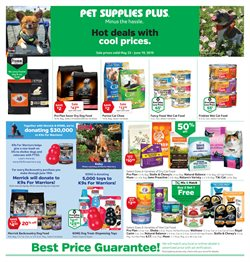 Pet Supplies Plus deals in the Richmond VA weekly ad
