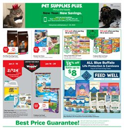 Pet Supplies Plus deals in the Norristown PA weekly ad