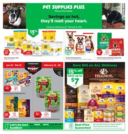 Pet Supplies Plus catalogue in Long Beach CA ( Expires tomorrow )